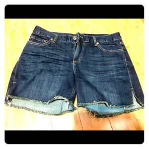 NWOT Maurices jean shorts